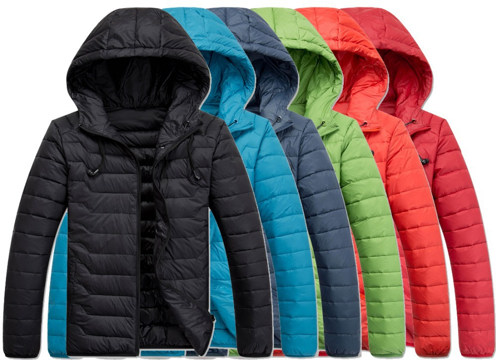 2015 Wholesale Winter Warm Men's Sport Ski Outdoor 90% Duck Down Coat light Jacket face Male Hoodie Earphone Puffer Parka dt3678(China (Mainland))