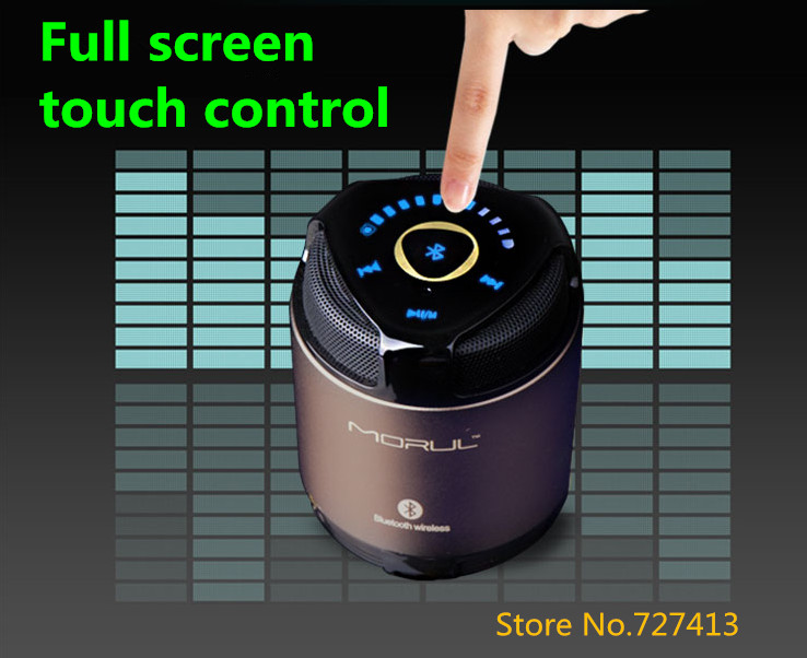 MORUL H1 Bluetooth Mini Speaker Bluetooth Speaker Surround Hands Free Radio Bluetooth Portable Speaker NFC Wireless Mobile Phone
