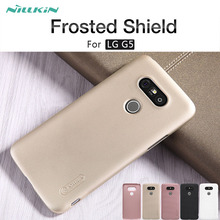 Buy LG G5 case NILLKIN Frosted Shield matte hard back cover case LG G5 H850 H820 5.3 inch phone cases Gift screen protector for $7.19 in AliExpress store
