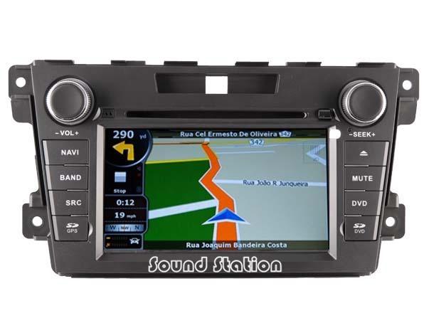 For Mazda CX7 CX-7 CX 7 DVD GPS Radio Navigation Multimedia For Mazda CX7 CX-7 CX 7 Car DVD Radio GPS Navigation Multimedia(China (Mainland))