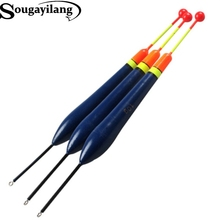 Sougayilang Brand 10Pcs 10g float bobbers fishing floats buoys for fishing tackle tools Free shipping(China (Mainland))