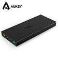 AUKEY Quick Charge 2 0 16000mAh Portable External Battery 5V 9V 12V USB Dual Mobile Power