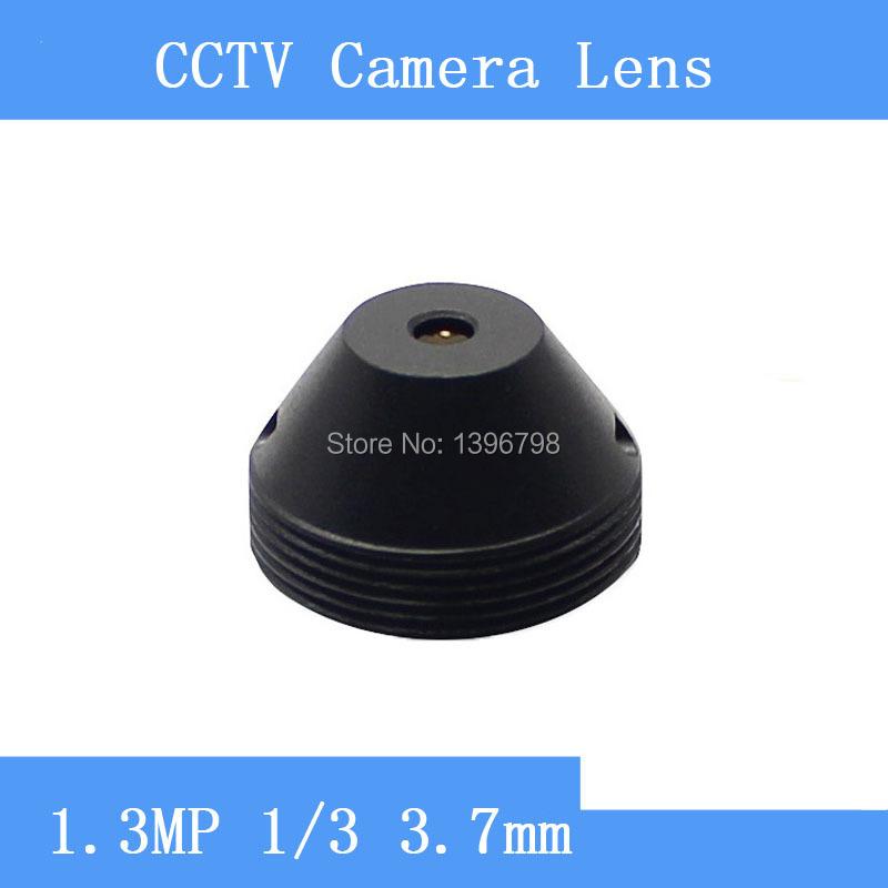 IR Security surveillance camera manufacturers HD 1.3MP 3.7mm Cone Pinhole Lens Board Lens(China (Mainland))
