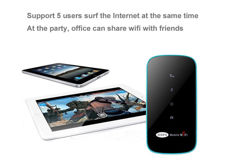 7.2mbs Беспроводная 3 g wifi маршрутизатор модем mifi mobilespot с слот SIM-карты