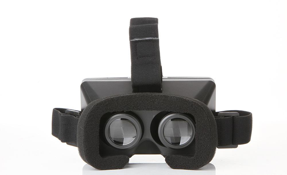 Google Cardboard VR Box Virtual Reality Helmet Mobile Phone 3D Viewing Glasses for 3 6 Screen