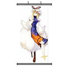 45X95CM Touhou Toho Eastern Project Reimu Marisa Cartoon Anime print wall picture mural poster art cloth canvas scroll painting
