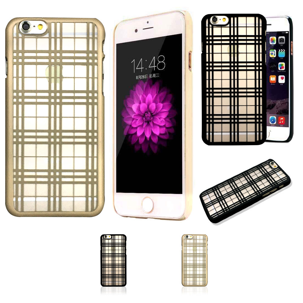 Hot Item Phone Case for iPhone 5 5s Checkered Square Shape Printed Luxury Protective Shell Cover Phone coque Bags(China (Mainland))