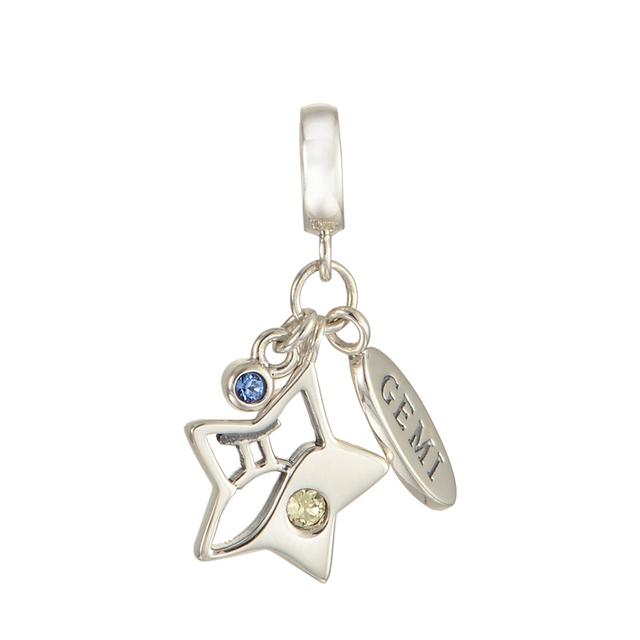 100% 925 - серебристо-ювелирные бусины GEMI звезда мода шарм Fit пандора Chamilia браслеты серебро 925 DIY