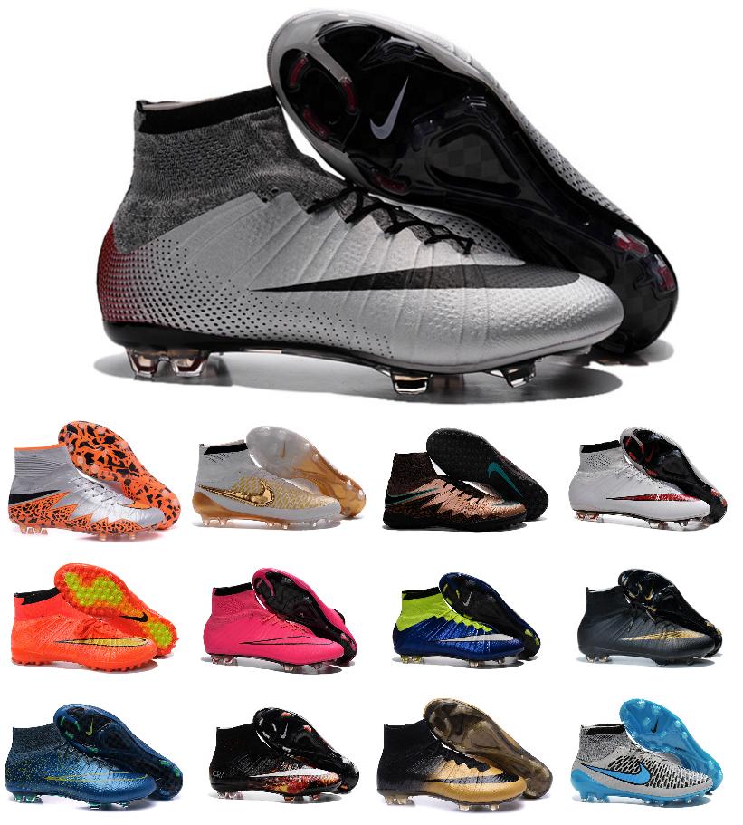 chaussure de foot nike haute