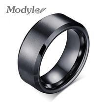 Мода Золото/Черный/Посеребренные Кольца 8 мм Широкий Мужчин Tungsten Обручальные Кольца Ювелирные Изделия Достойного Tungsten Carbide Rings(China (Mainland))