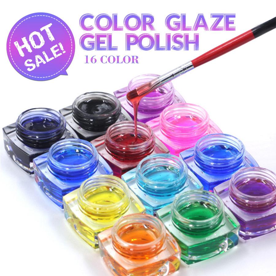 China Hot Selling 1 Piece 7ml Gel Polish UV Nail Gel Polish Long Lasting Glaze Color UV LED Nail Polish Available For Nail Art(China (Mainland))