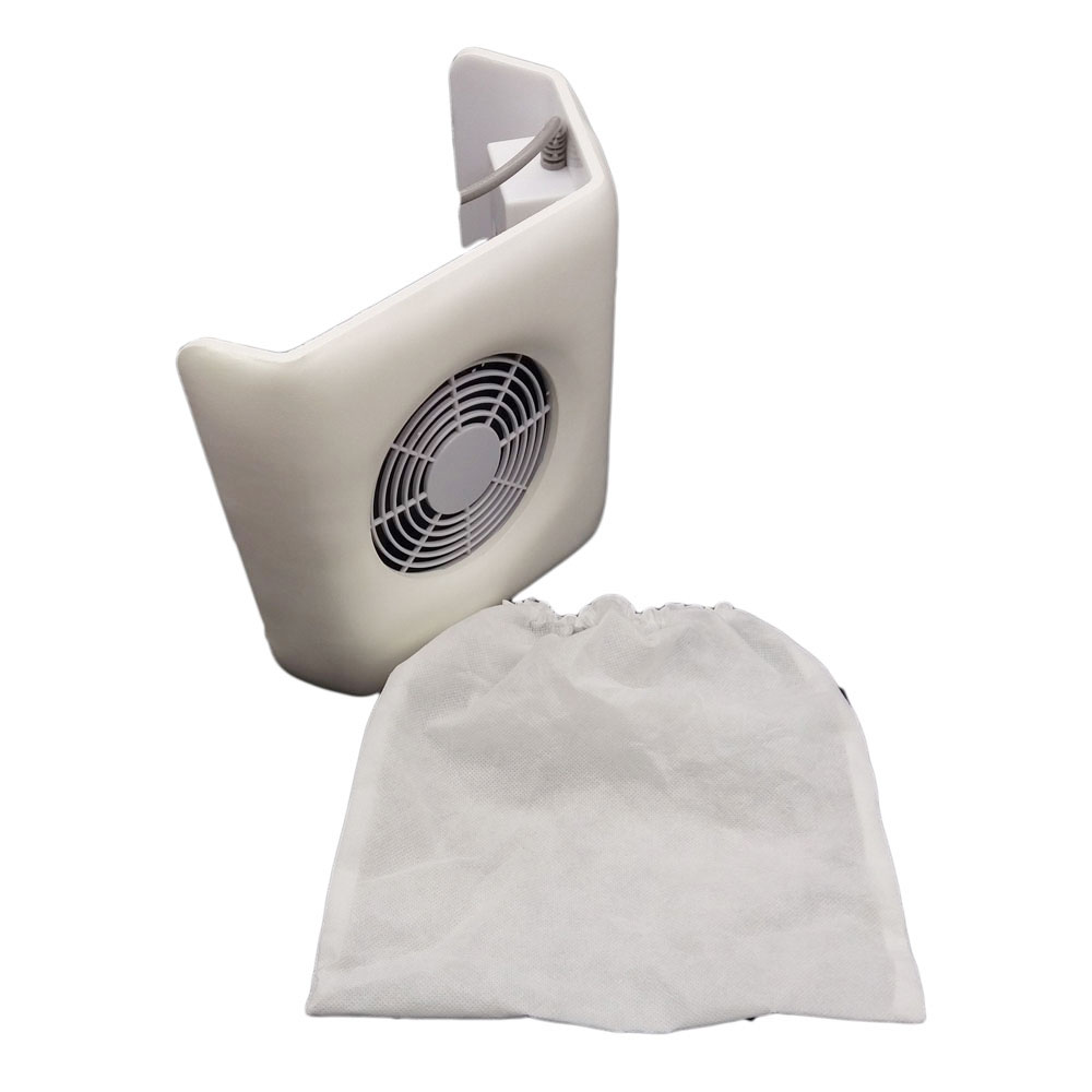 5Pcs Dust Collecting Suction Bags for Nail Suction Collector Salon Tool for Replacement(China (Mainland))
