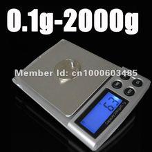 2000 г х 0.1 Цифровые Электронные Весы