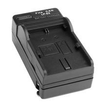 Portable Digital Camera Battery Charger for Canon LP-E6 EOS 5D Mark II III 6D 7D 60D 60Da 70D DSLR