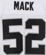 #89 Amari Cooper #4 derek carr #34 bo jackson #52 khalil mack #24 charles woodson Marcus Allen Justin Tuck jersey(China (Mainland))