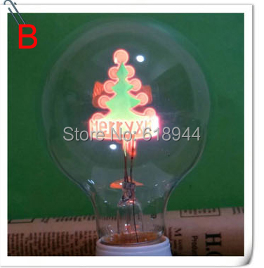 Antique Vintage Edison E27 Light Bulb Art Deco Christmas Light Bulbs 220V(China (Mainland))