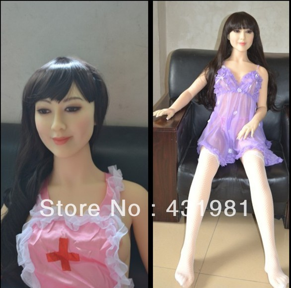 Fashion Sexy Doll 100% sex doll realistic Shooting In Kind Real Full Silicone Sex Doll for Men-05(China (Mainland))