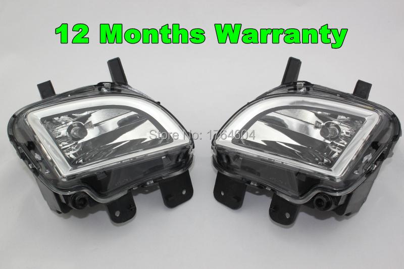 Free Shipping New Pair Of Halogen Fog Lamps Fog Lights H8 For VW Golf VI MK6 R32 GTI GTD Jetta GLI 5K0941699C/E+5K0941700C/E<br><br>Aliexpress