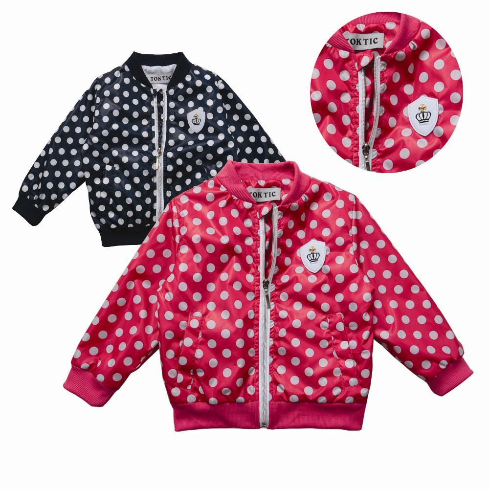 Куртка для девочек TOK TIC 2/6 A-0139 tic 50b wps