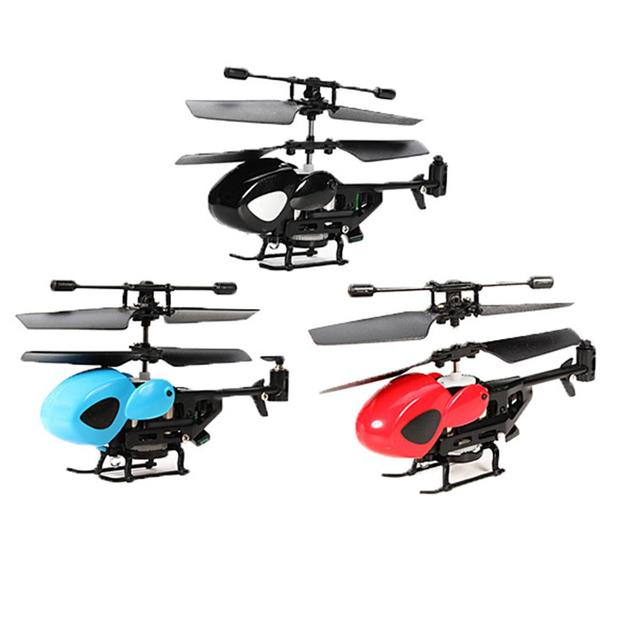 Горячие Продажи QS QS5013 2.5CH Мини Micro Дистанционного Управления Вертолет Прикольный Гаджет Игрушки 4 Цветов