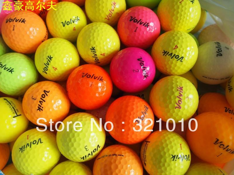 Free shipping New and Original golf ball 3 - 4 ball golf products(China (Mainland))