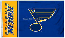 Buy St. Louis Blues wordmark Flag 150X90CM NHL 3X5 FT Banner 100D Polyester flag brass grommets 001, free shipping for $6.23 in AliExpress store