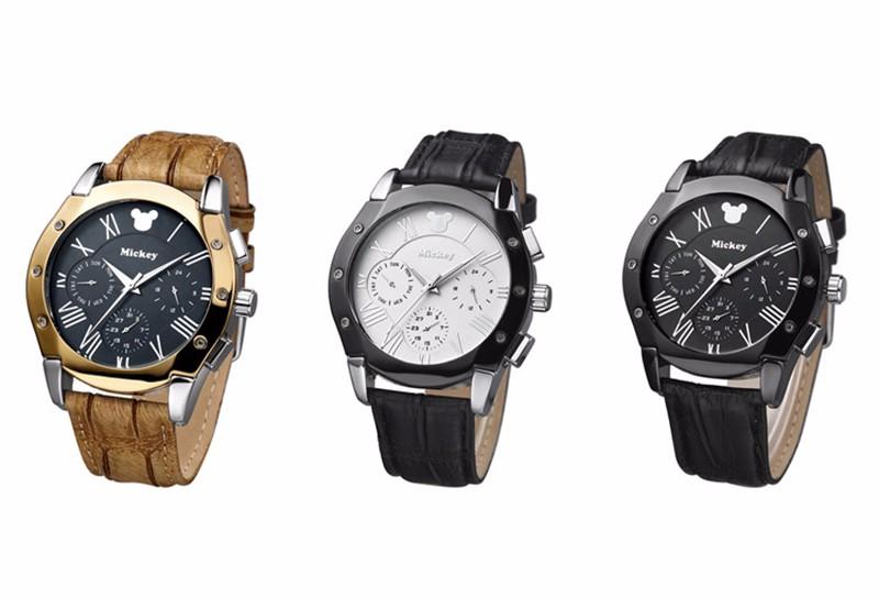 DISNEY 2016 Роскошные Лучший Бренд мужской Спортивные Часы Мода Повседневная Кварцевые Часы часы Мужчины Военный Наручные Часы Мужской Relogio Часы
