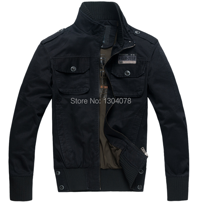 German uniform jacket  mens clothes washed cotton casual jacket Army Military Outdoors Air Force One jacket militar Clothing Одежда и ак�е��уары<br><br><br>Aliexpress