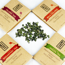 Taiwan Milk Oolong Tea 24 pieces Top quality whole leaves oolong tea with milk aroma in