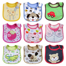 1PCS Newborn Baby Bibs  Waterproof  Bib Bandana Bibs For Kids Baberos Bebes Girls Boys Bib Baby Clothing
