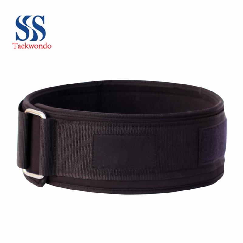 Men and women add mat weight lifting belt fitness and fitness strength training squat belt waist sports waist sports equipment(China (Mainland))