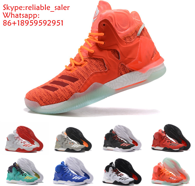 Buy Cheap 2016 MenS 2016 Grey 7 Black White Blue Red Orange High ShoES EUr 40-46 US 7 8 8.5 9.5 10 11 12 For Sale Free Shipping(China (Mainland))