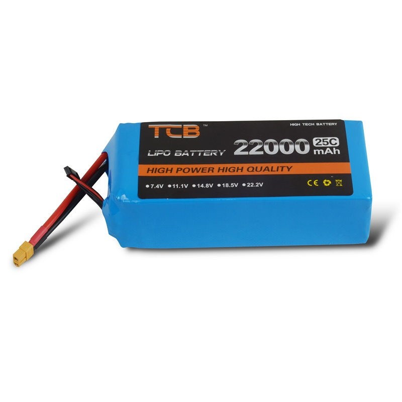 Upgrades TCB RC airplane Li-Po Battery 4s 14.5v 22000mAh 25c the best cell the lowest internal resistance and higher endurance<br><br>Aliexpress