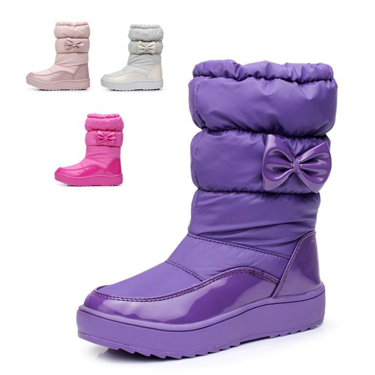 Warmest Snow Boots For Kids | Homewood Mountain Ski Resort