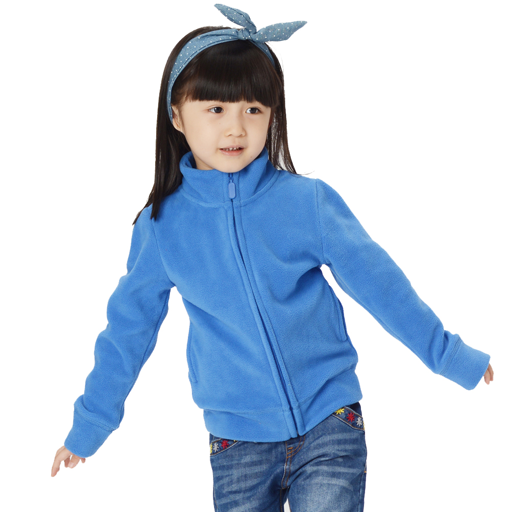 Svelte Brand Autumn Winter Children Boys Girls Unisex Outerwear Kids Fleece Candy Colors Jackets for Entant Bear Jersey Costume(China (Mainland))