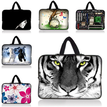 Laptop Bag Notebook Tablet PC Cover Pouch For ipad for MacBook waterproof Sleeve Case 7 10 12 13 14 15 17 inch Laptop Bags(China (Mainland))