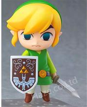 Legend of Zelda Link PVC Figures Cute Toys Face Changable Collection