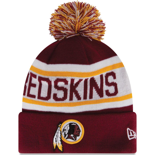 REDSKINS Winter Classic Montreal Canadiens Vintage Design Cuffed Pom Beanies Logo Embroidery Hockey Knitted hat free shipping(China (Mainland))