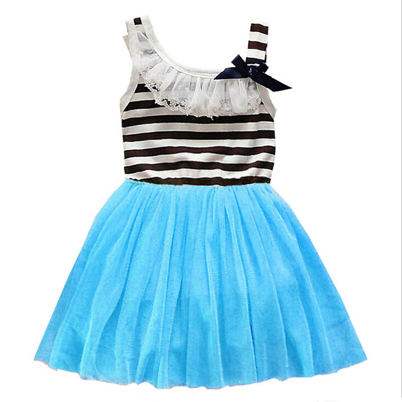 Brand Summer Baby Girls Clothes Next Minnie Elsa Kids Princess Dress Vestido Infantil Tutu Vetement Fille Ropa Children Clothing(China (Mainland))