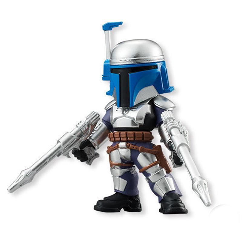 4pic set Action Black Knight Darth Vader Stormtrooper Toy Figures Model Action funko pop star wars
