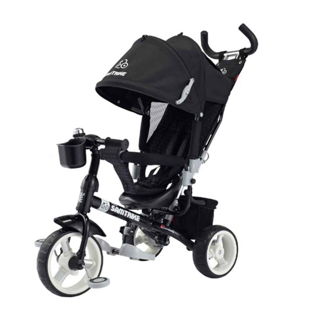 Samchunli SAMTRIKE 700 BICYCLE Kids Trike Tricycle Child Baby Toy Bike Black Color Made in Korea By EMS Delivery(China (Mainland))