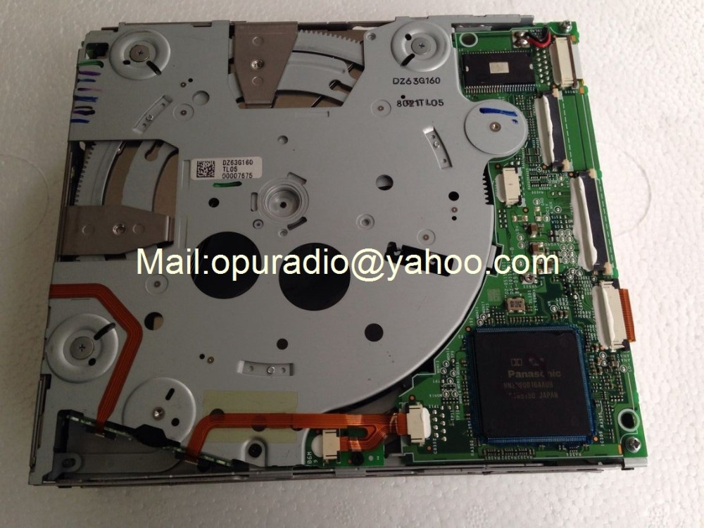 100%Brand new Alpine 6 disc CD/DVD changer mechanism DZ63G DZ63016B For Mercedes SLK350 280 ML350 GL450 Car Audio systems(China (Mainland))