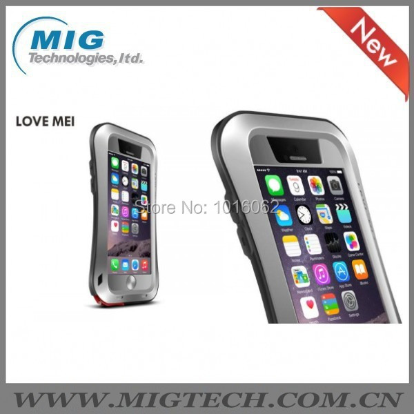 1 shockproof Love Mei small waist apple iphone 6,Phone case packaging 6 - MIG Technology store