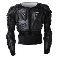 Professional Motorcycle Body Prtection Motorcross Racing Full Body Armor Spine Chest Protective Jacket Gear