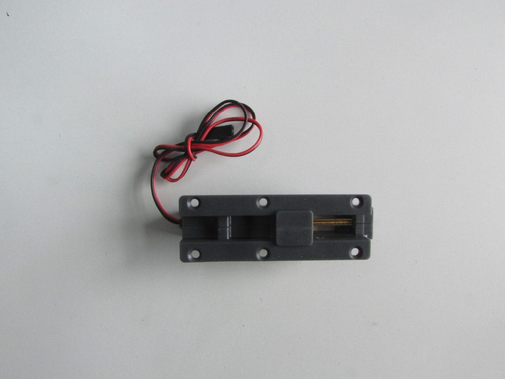 Unique RC Aircraft airplane UMM-024 RC Plane Part Gear Box Parts for retract landing gear Mustang fighter/bomber P51 EPO 1200mm(China (Mainland))