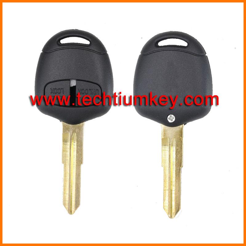315Mhz car remote key for Mitsubishi Lancer 9 X 10 CT9A Grandis Outlander l200 remote control key Right blade(China (Mainland))