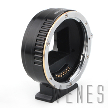 Buy Pixco Upgrade Electronic Full-Frame Auto Focus AF Confirm Adapter Suit Canon EF Mount Lens Sony E Mount NEX Camera for $44.02 in AliExpress store