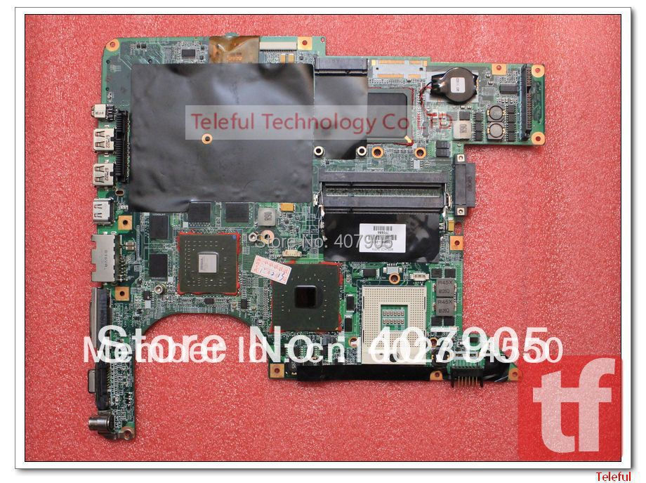 434659-001 Motherboard for HP DV9000 DV9500 GF-GO7600-H-N-B1 945PM Chipset Model(China (Mainland))
