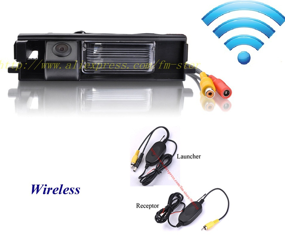 aliexpress buy diy waterproof wireless no wire for toyota rav4 car auto vehicle backup