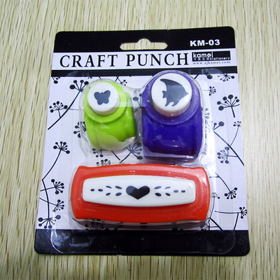 Free shipping craft punch set theme puncher kits for for Craft hole punch set